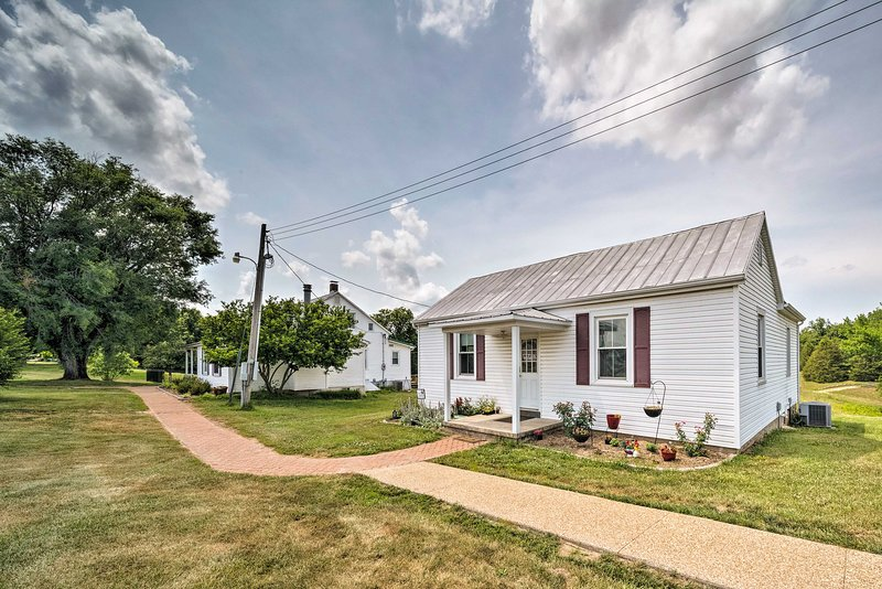 Live the country life at this Berger vacation rental apartment!