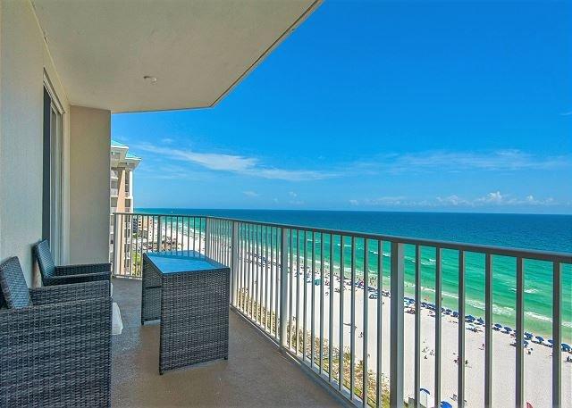 Majestic Sun 1004B - Private Balcony with Gulf Views
