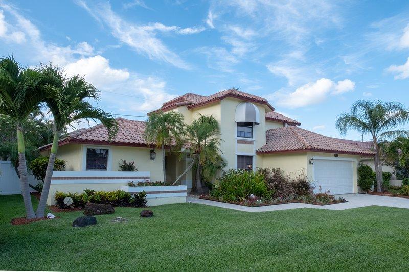Boca Raton Luxury Vacation Villa-Villa Saint-Tropez, location de vacances à Delray Beach