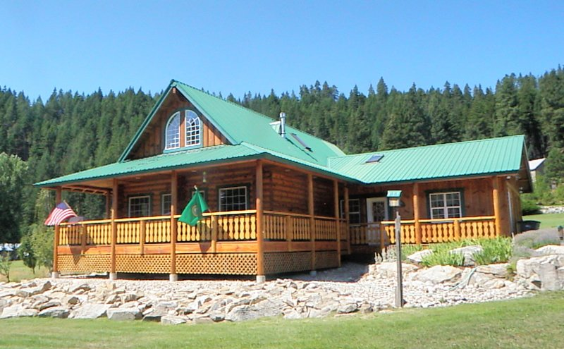 White Pine Lodge Mountain Retreat, vacation rental in Leavenworth