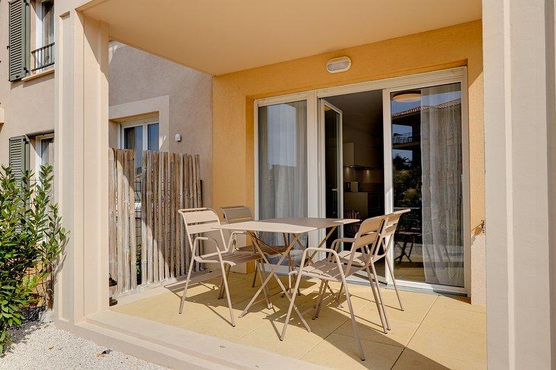 Le Petit Valmer, holiday rental in Port Cogolin