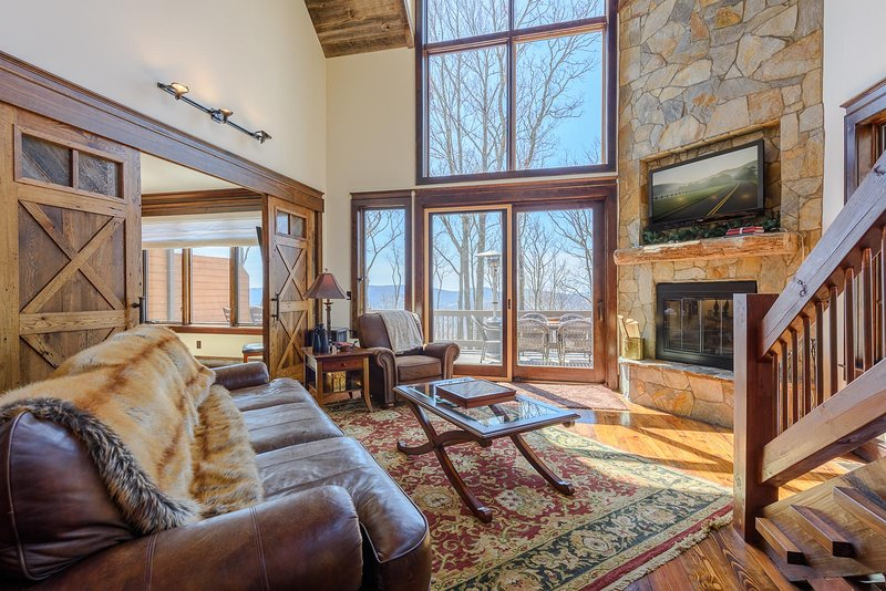 Mountain Heart Lodge, holiday rental in Banner Elk