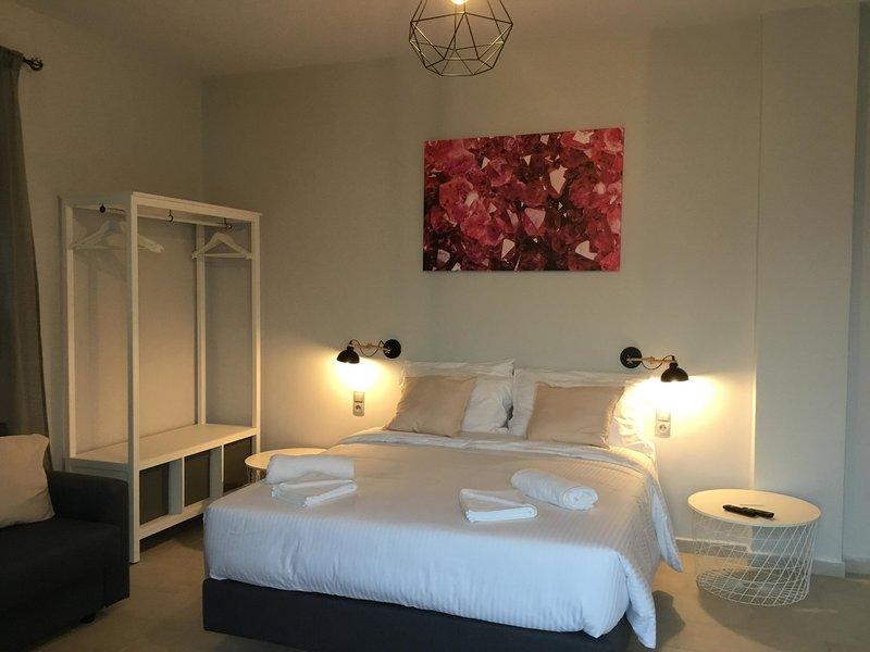 Faidra Apartments -  Quarz Studio, holiday rental in Apolakkia