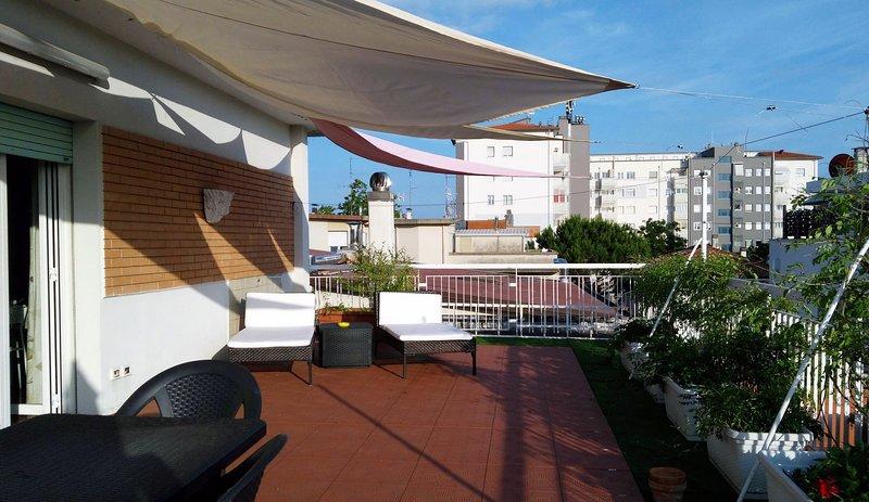 Missori Panoramic Loft, holiday rental in Passano