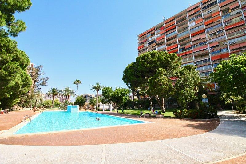APARTAMENTO EL TRIDENTE, vacation rental in Sant Joan d'Alacant