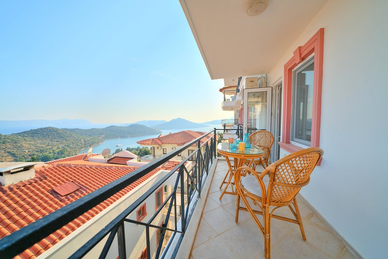 Mila Apartment Add Pleasure To Your Kas Holiday With