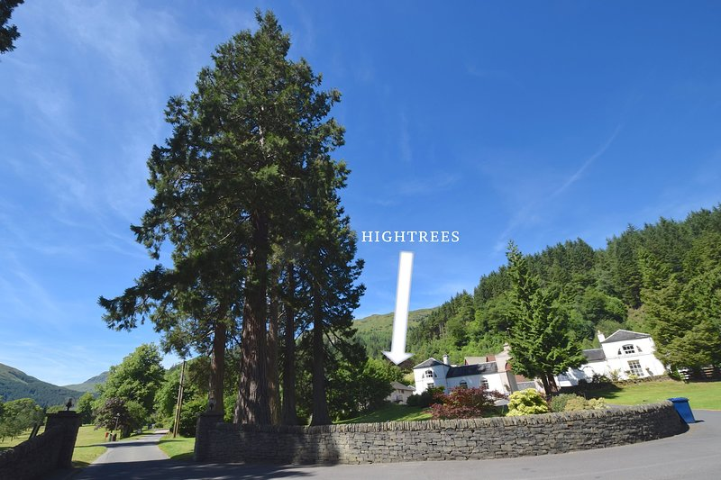 Hightrees at Drimsynie - Excellent value for a larger family or group of friends, aluguéis de temporada em Arrochar