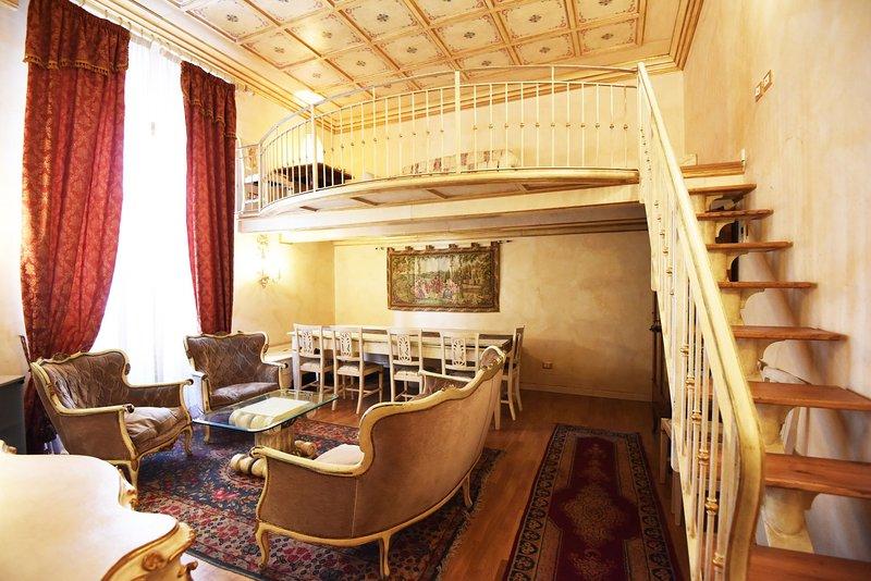 Medici Suite - Suite Medici Loft 8, vacation rental in Florence
