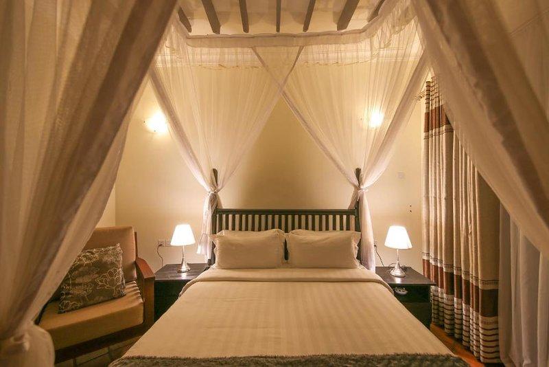 DeLuxe Double Room 1, location de vacances à Bugala Island