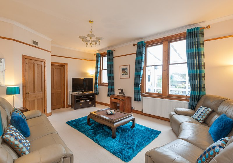 The Traquair Park Residence, vacation rental in South Queensferry