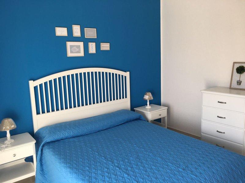 Blue Sky Apartments bilocale vista mare/monte, holiday rental in Capo d'Orlando