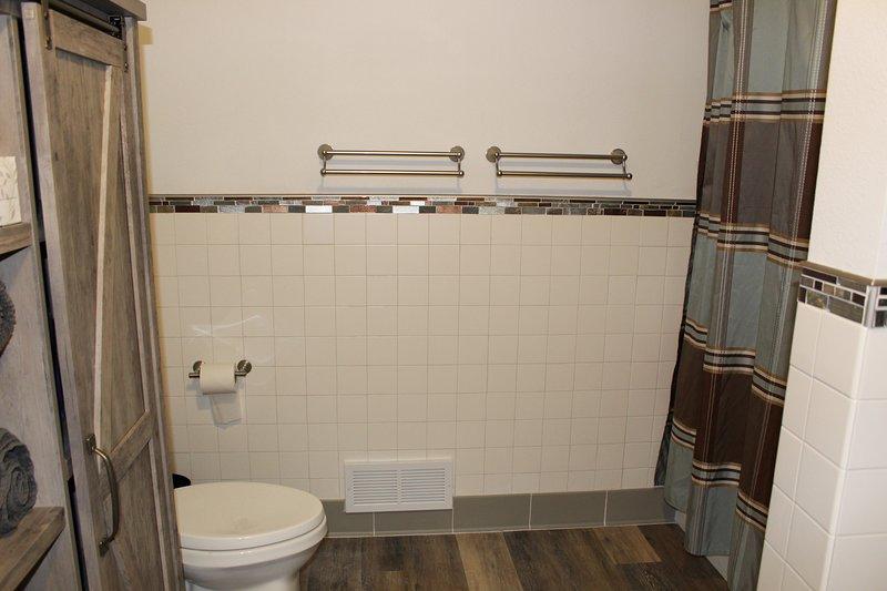 Baño completo: bañera / ducha