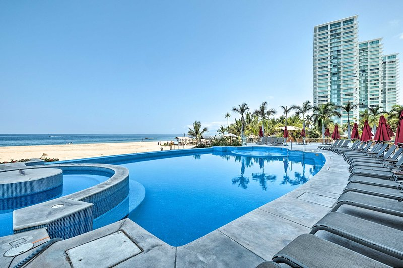 Escape to the tropical paradise of Puerto Vallarta at this vacation rental!