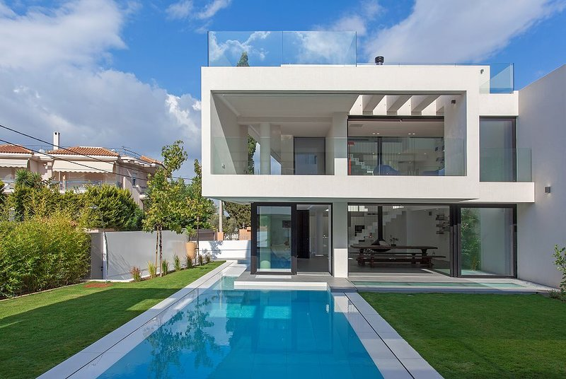 The twin villas, holiday rental in Athens