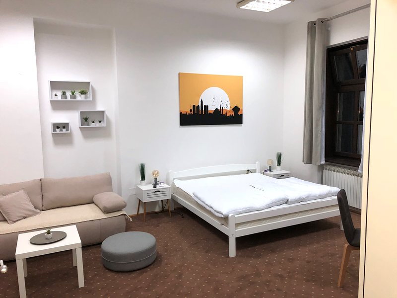 Central park apartment, holiday rental in Sarajevo