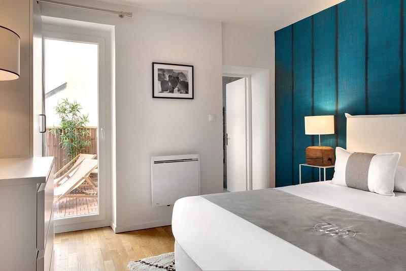 Apartment 'POMMARD', holiday rental in Arceau
