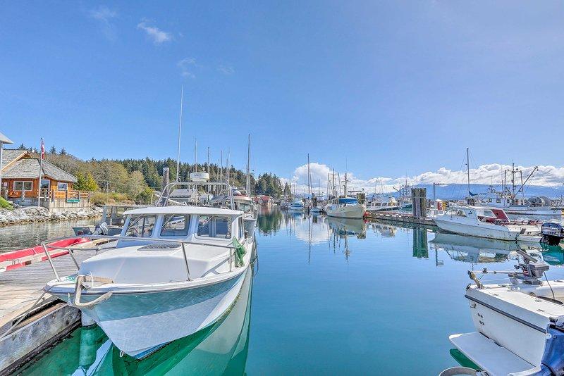 Geniet van vissen, kajakken, en nog veel meer tijdens uw vakantie naar BC!
