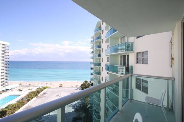 1 Miami Hollywood Beach At Tides 11th Fl With Direct Ocean View For 4