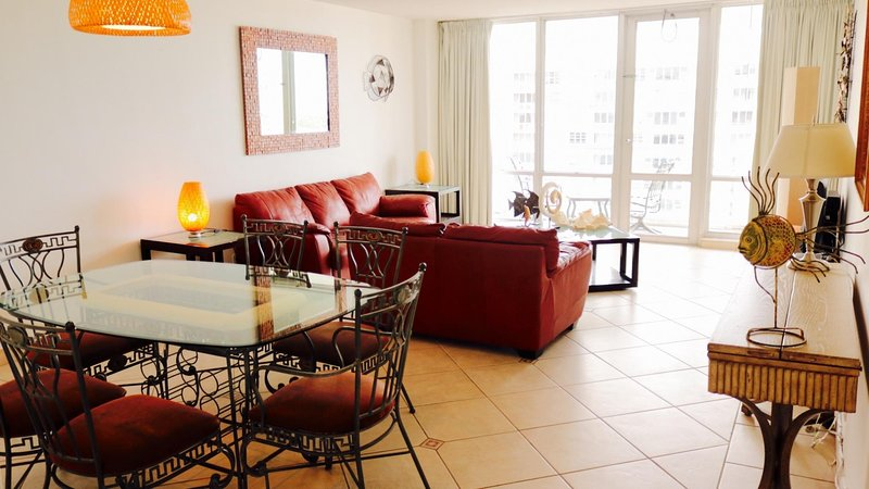 Miami Beach! Beautifull bay view 15th for 4 guests, vacation rental in North Bay Village