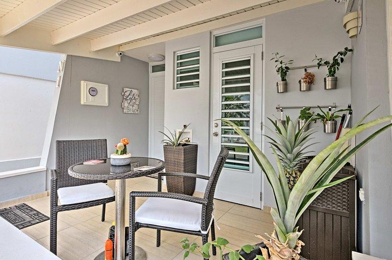 Run away to this Dorado vacation rental villa!