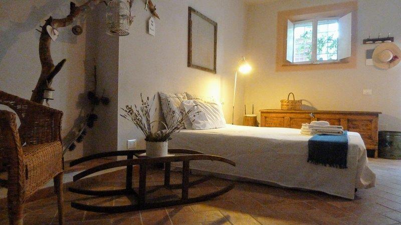 Il Ciglieri di Sant'Ermo 'Carpe diem', holiday rental in Casciana Alta