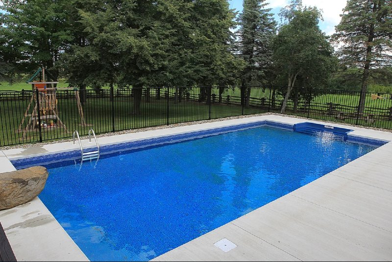 This very same pool is being installed Sept 2018 and will be ready 5/1/19 weather permitting.