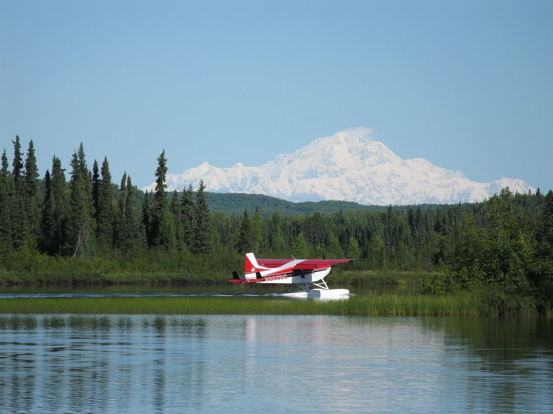 Alaska's Best  All-Inclusive  Fly-In Vacation Destination!