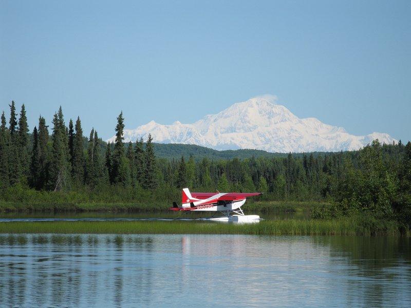 Alaska Fish Creek Lodge, holiday rental in Anchorage