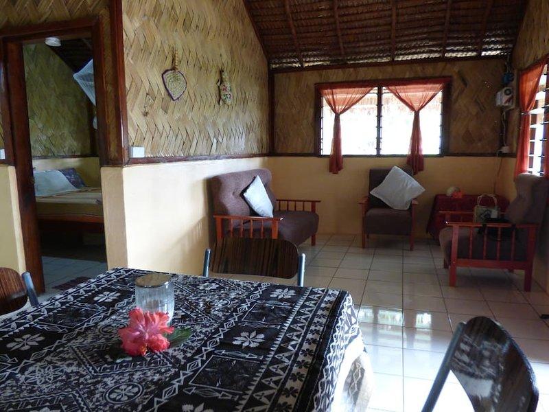 Malekula Holiday Villas (Bungalow 3), holiday rental in Malakula