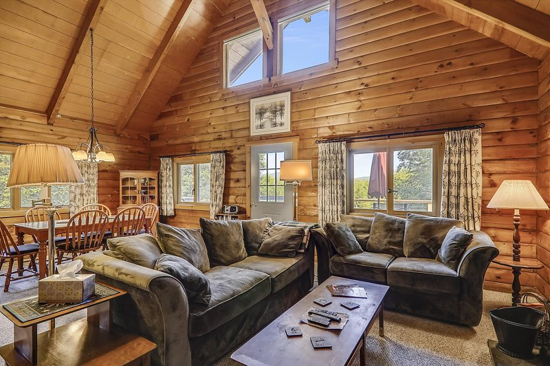Twilight Woods Updated 2021 2 Bedroom House Rental In Stowe With Grill And Cable Satellite Tv Tripadvisor