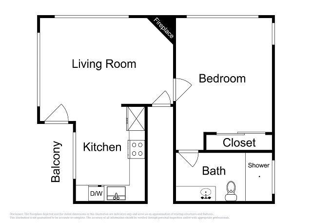 Upstairs Layout