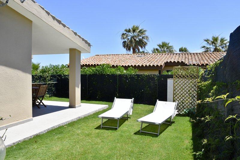 Bilocale Mimosa, vacation rental in Costa Rei