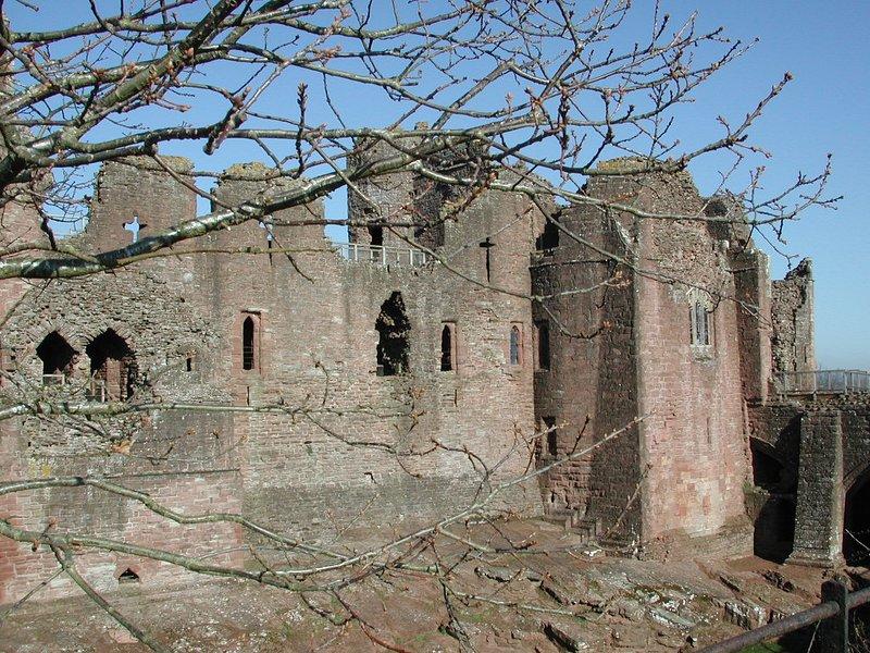 Castello di Goodrich.