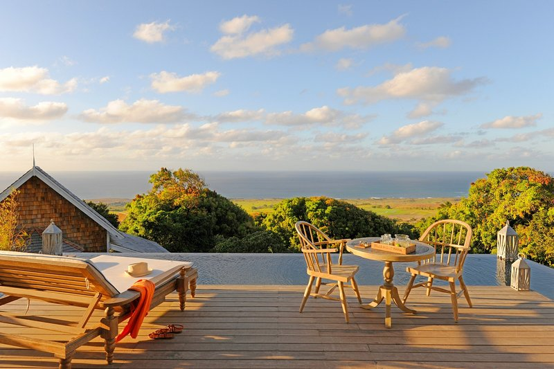 **GREAT RATES AVAILABLE** - BELLE MONT FARM - One Bedroom Guesthouses, holiday rental in St. Eustatius