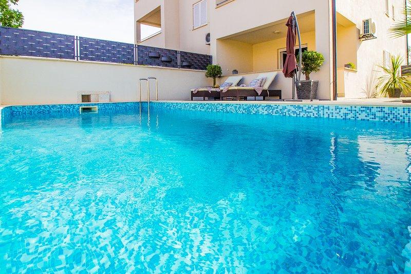 Luxurious apartment Stella del mare, casa vacanza a Soline