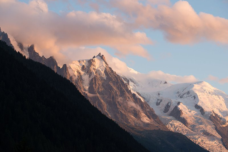 Studio,vue Mont-Blanc, piscine à Argentière-Chamonix, au pied des Grands Montets, alquiler vacacional en Argentière