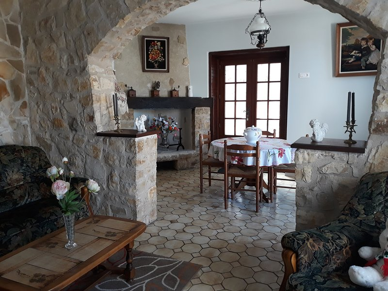 Gîte de vacances, holiday rental in Coutures