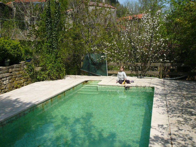 Beautiful house with swimming-pool, location de vacances à Saint-Jean-et-Saint-Paul