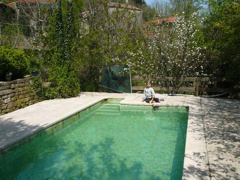 Beautiful house with swimming-pool, aluguéis de temporada em Ceilhes-et-Rocozels