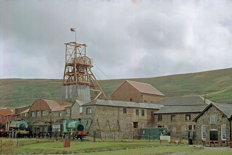 Big Pit Mining charbon