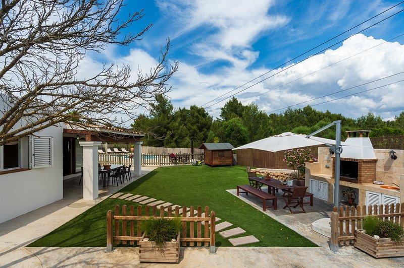 Magnifica Casa de Campo Ibiza, location de vacances à Ibiza