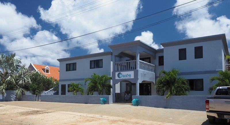Oasis Bonaire DeLuxe suite, holiday rental in Belnem