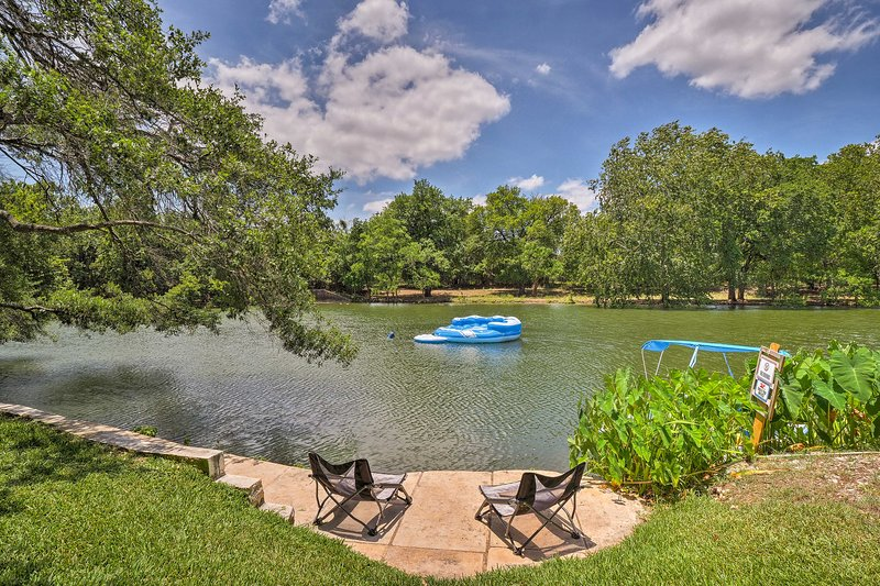 Take a trip to the heart of Texas and stay at this Round Rock vacation rental!