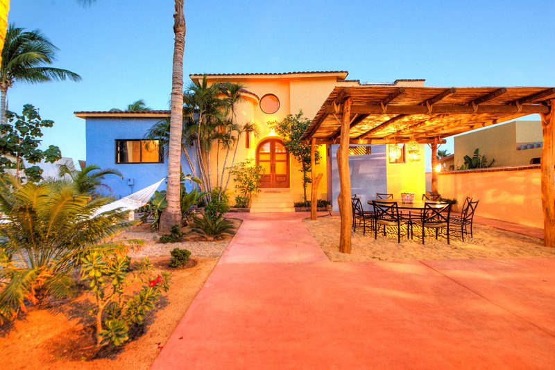 Casa Sueño, vacation rental in La Ribera