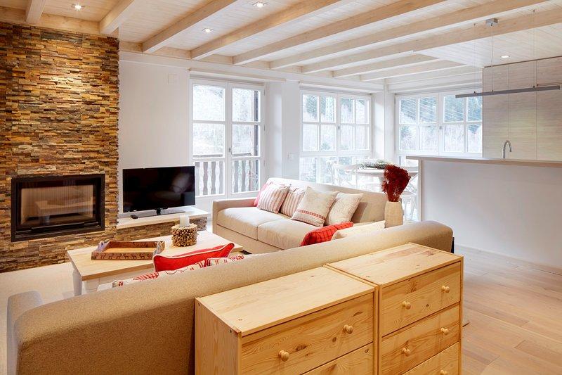 Val de Ruda Luxe 39 by FeelFree Rentals, vacation rental in Baqueira