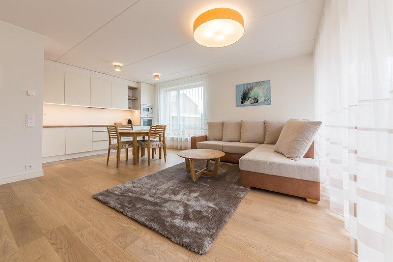 Elegant Privet Apartment near Old Town, alquiler vacacional en Keila
