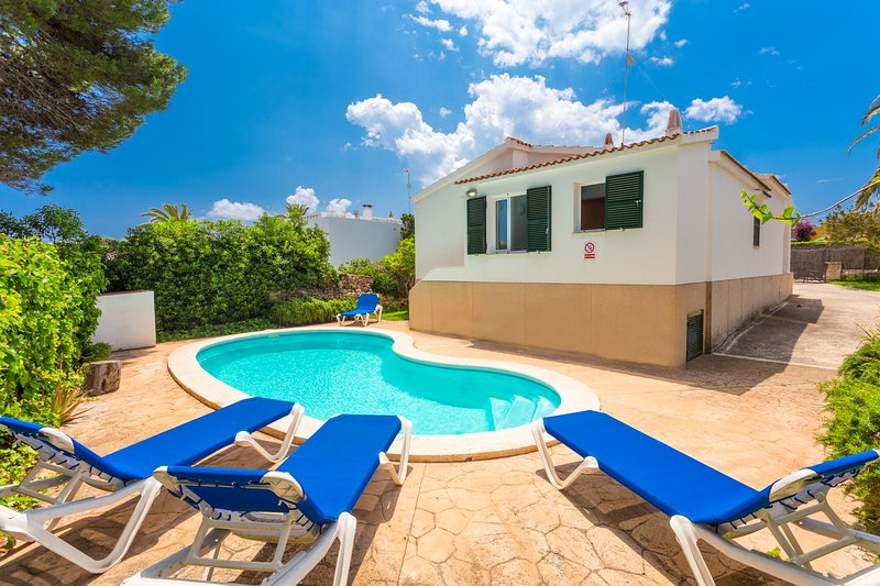 Bella villa con piscina privata e terrazza