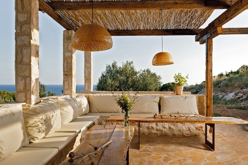 Villa Vito, vacation rental in Zarace