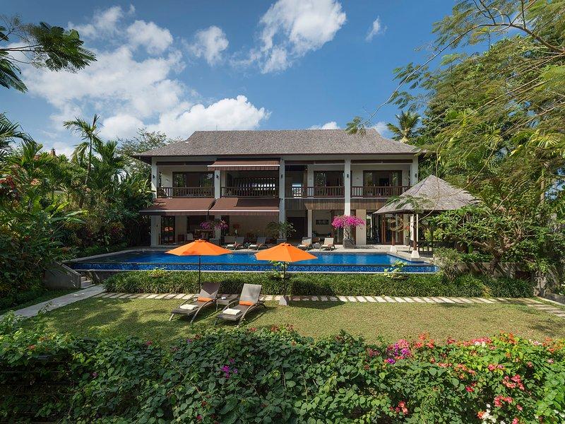 Villa Shinta Dewi Ubud - Glorious setting