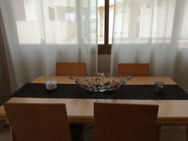 Nice apt with pool access & terrace, holiday rental in Sant Jordi